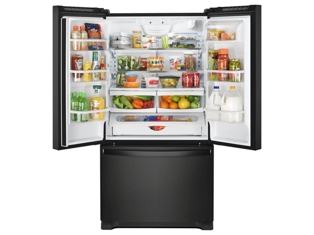 Whirlpool French Door Refrigerators36-inch Wide French Door Refrigerator