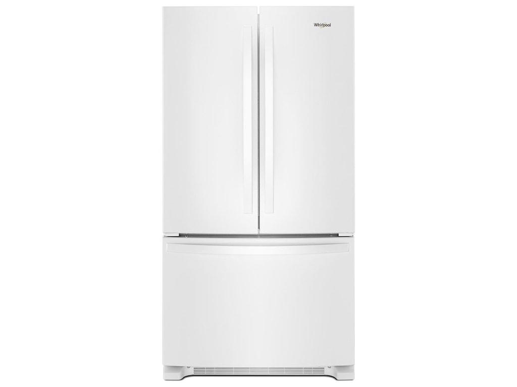 Whirlpool French Door Refrigerators36-inch Wide French Door Refrigerator