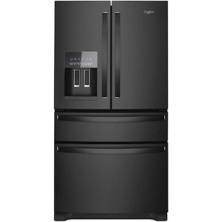 """25 Cu. Ft. 36"""" French Door Refrigerator"""