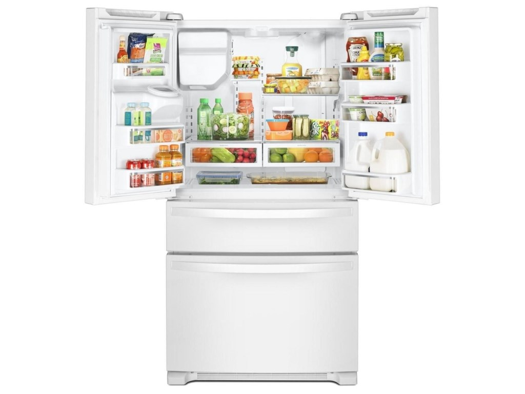 Whirlpool French Door Refrigerators25 Cu. Ft. 36