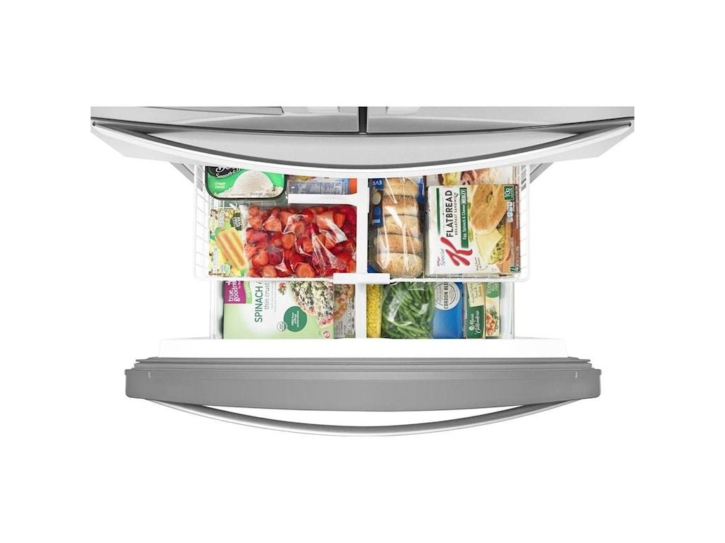 Whirlpool French Door Refrigerators25 Cu. Ft. 36