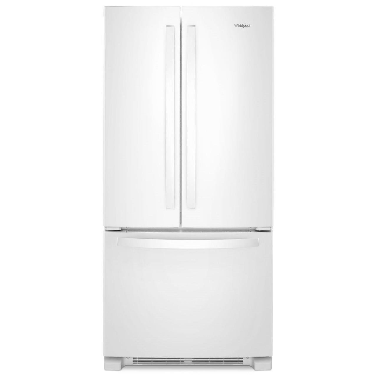 33 inch wide french door refrigerator. Whirlpool French Door Refrigerators 33-inch Wide Refrigerator - 22 Cu. Ft 33 Inch