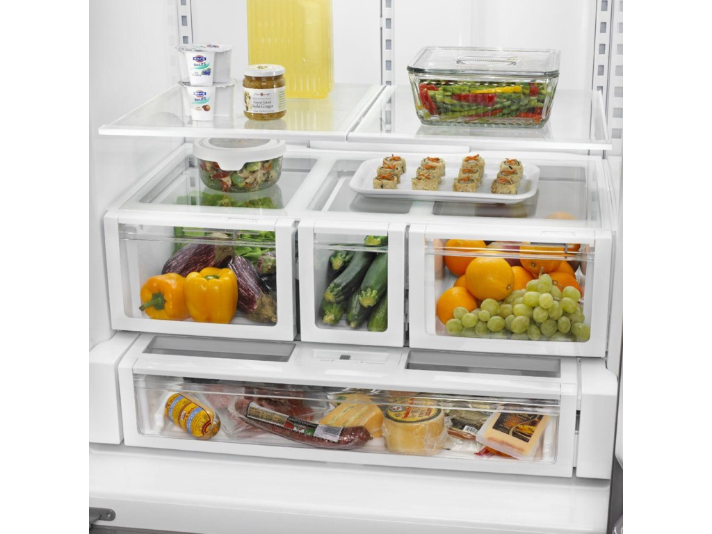 FreshFlow™ Air Filter Effectively Reduces Common Food Odors
