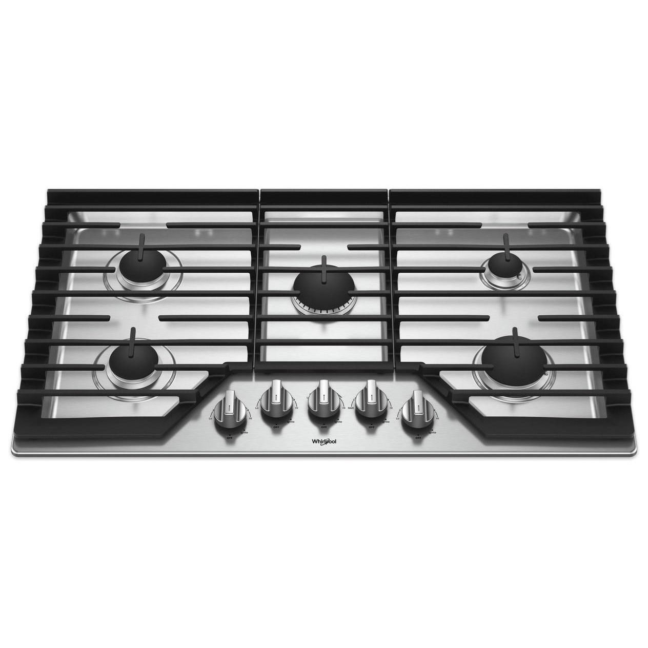gas cooktop with griddle. Whirlpool Gas Cooktops 36-inch Cooktop With Griddle Gas Cooktop Griddle