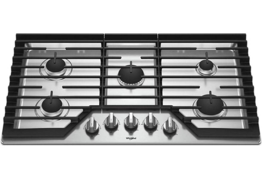 36 Inch Gas Cooktop With Griddle
