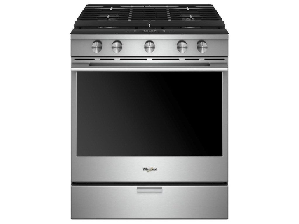 Whirlpool Gas Ranges5.8 Cu. Ft. Slide-in Gas Range