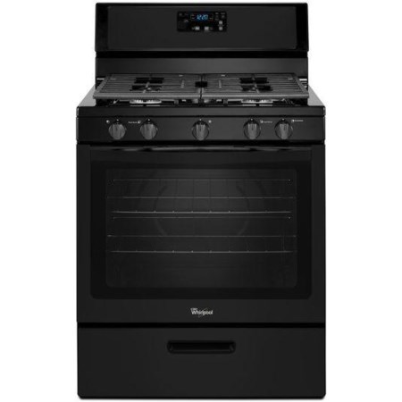 5.1 cu. ft. Freestanding Gas Range with Five