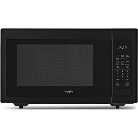 1.6 cu. ft. Countertop Microwave with 1,200-