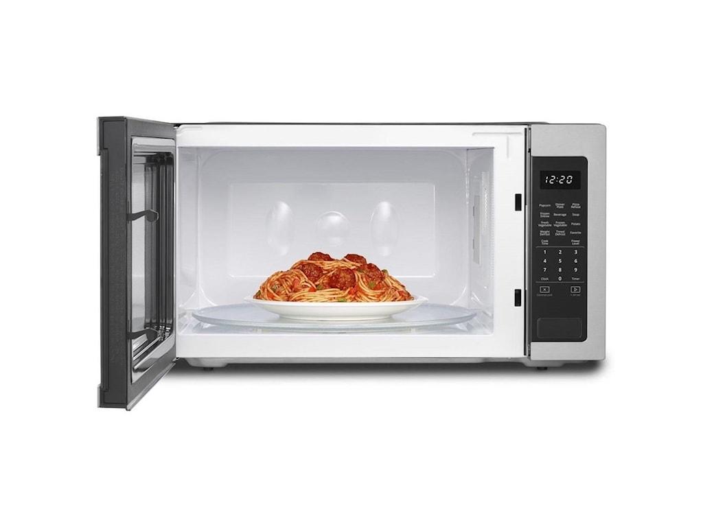 Whirlpool Microwaves- Whirlpool2.2 cu. ft. Countertop Microwave