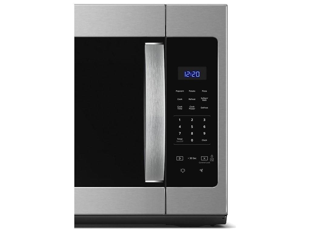Whirlpool Microwaves- Whirlpool1.7 cu. ft. Microwave Hood Combination