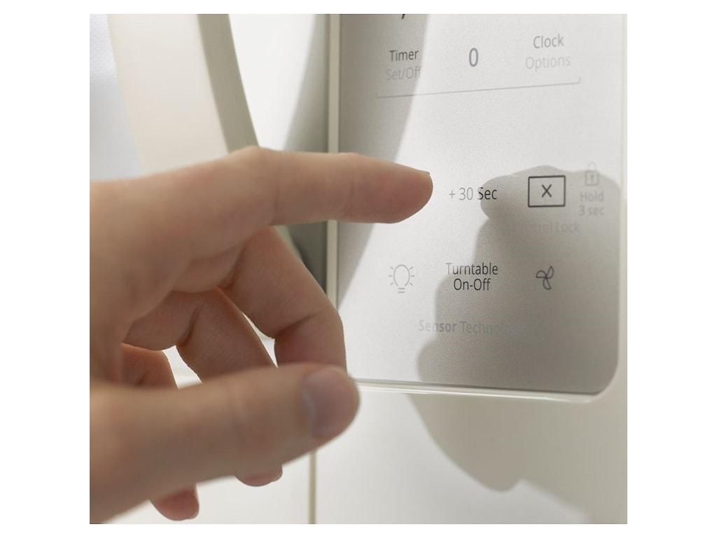 Whirlpool Microwaves- Whirlpool1.9 cu. ft. Capacity Steam Microwave