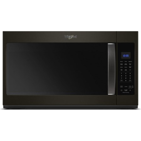 1.9 cu. ft. Capacity Steam Microwave