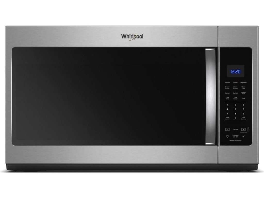 Whirlpool Microwaves- Whirlpool1.9 cu. ft. Capacity Steam Microwave