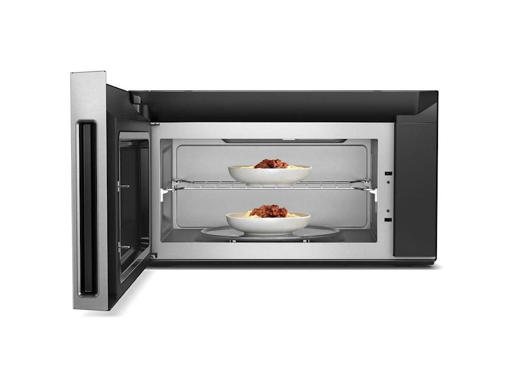 Whirlpool Microwaves- Whirlpool2.1 cu. ft. Over the Range Microwave