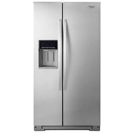 26 cu. ft., 36-Inch Side-X-Side Refrigerator