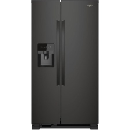 "33"" Wide Side-by-Side Refrigerator"