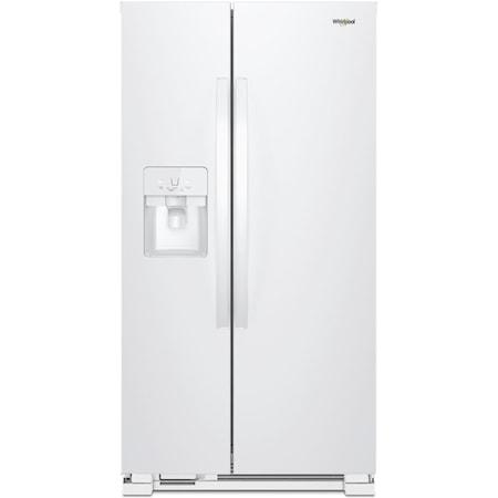 "33"" Side-by-Side Refrigerator"