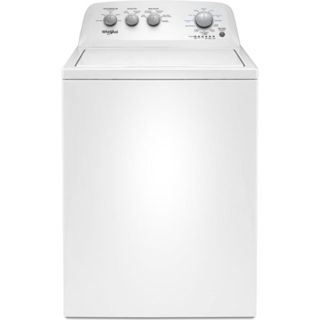 3.8 cu. ft. Top Load Washer