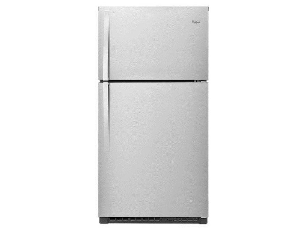 Whirlpool Top Mount Refrigerators21.3 cu. ft., 33-In Top-Freezer Refrigerator