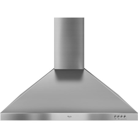 "30"" Vented Wall-Mount Canopy Hood"