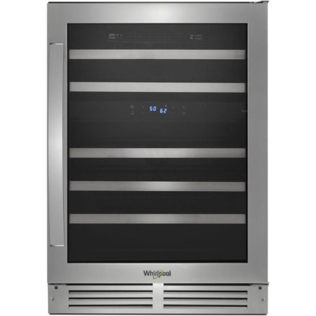 24-inch Wide Undercounter Wine Center with 4