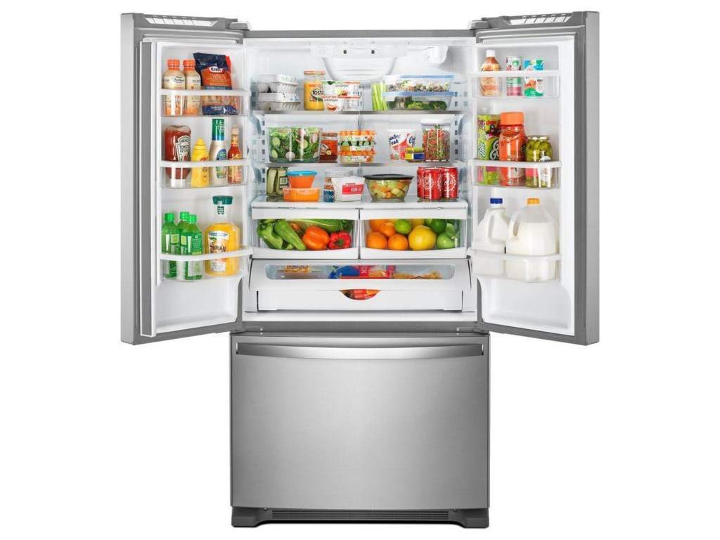 Whirlpool WRF555SDFZ25CF French Door Refrigerator