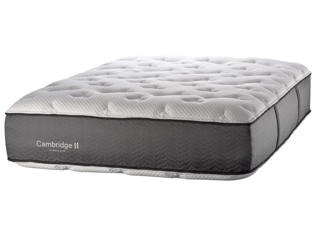 White Dove Mattress Whispering WindsCal. King Mattress