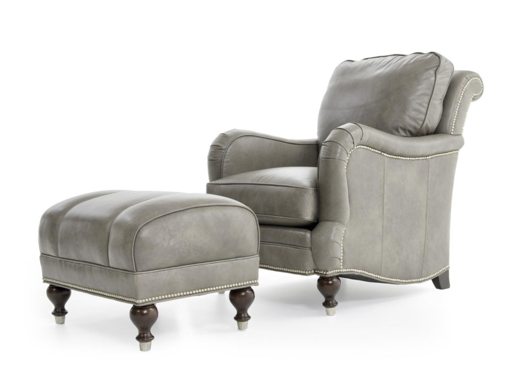 Whittemore-Sherrill 239Chair & Ottoman Set