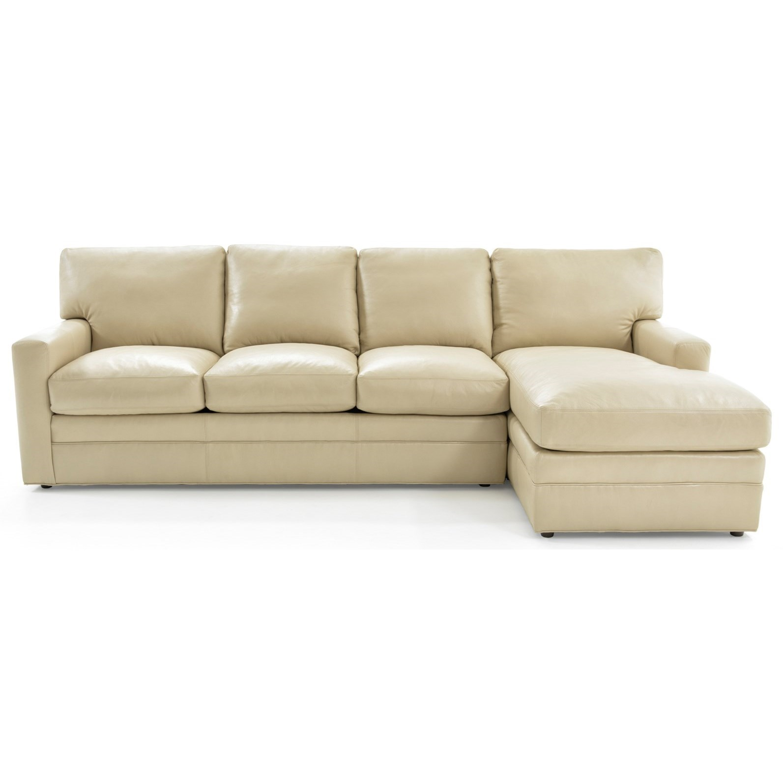 Merveilleux Whittemore Sherrill 4422 Pc L Shape Sectional Sofa W/ RAF Chaise ...
