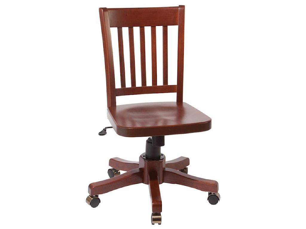 Whittier Wood McKenzieOffice Chair