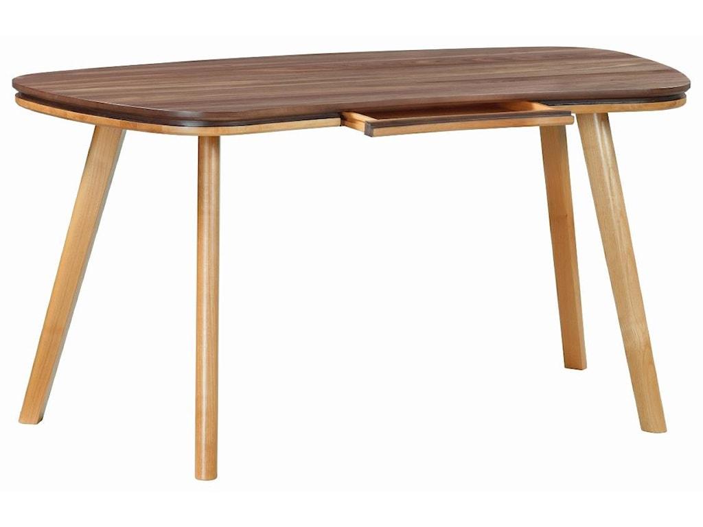 Whittier Wood AddiWriting Desk