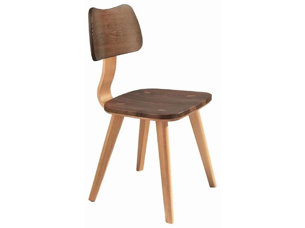Whittier Wood AddiDesk Chair