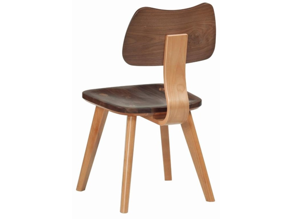 Whittier Wood AddiDesk Chair