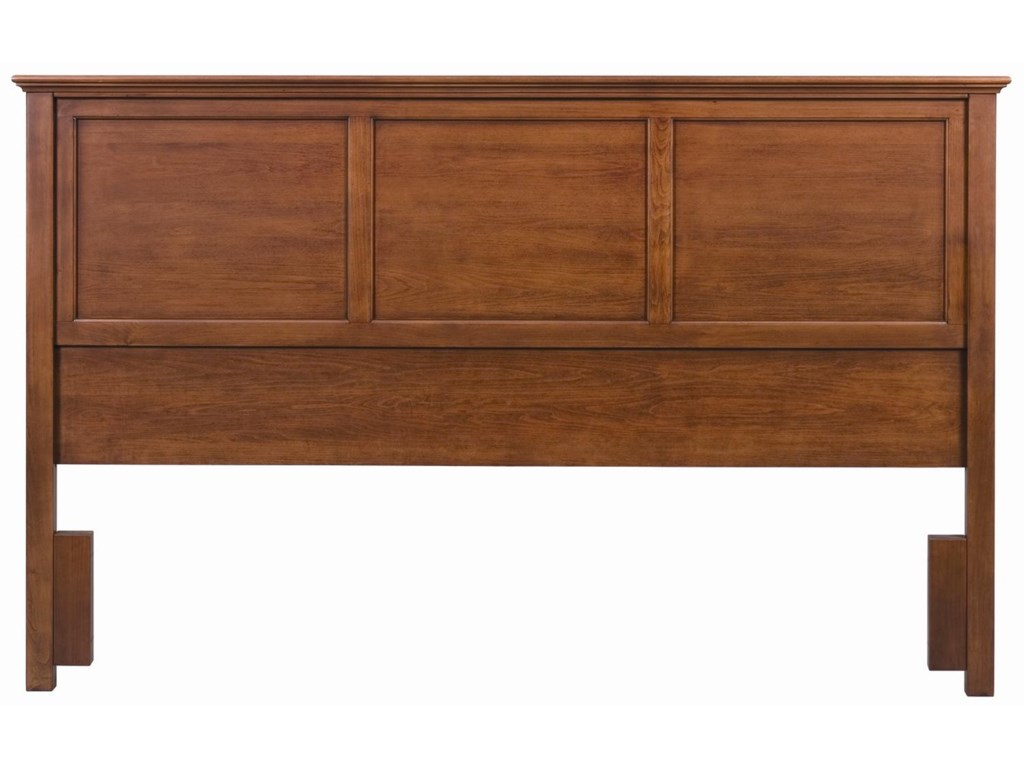 Whittier Wood McKenzieKing/Cal-King Headboard