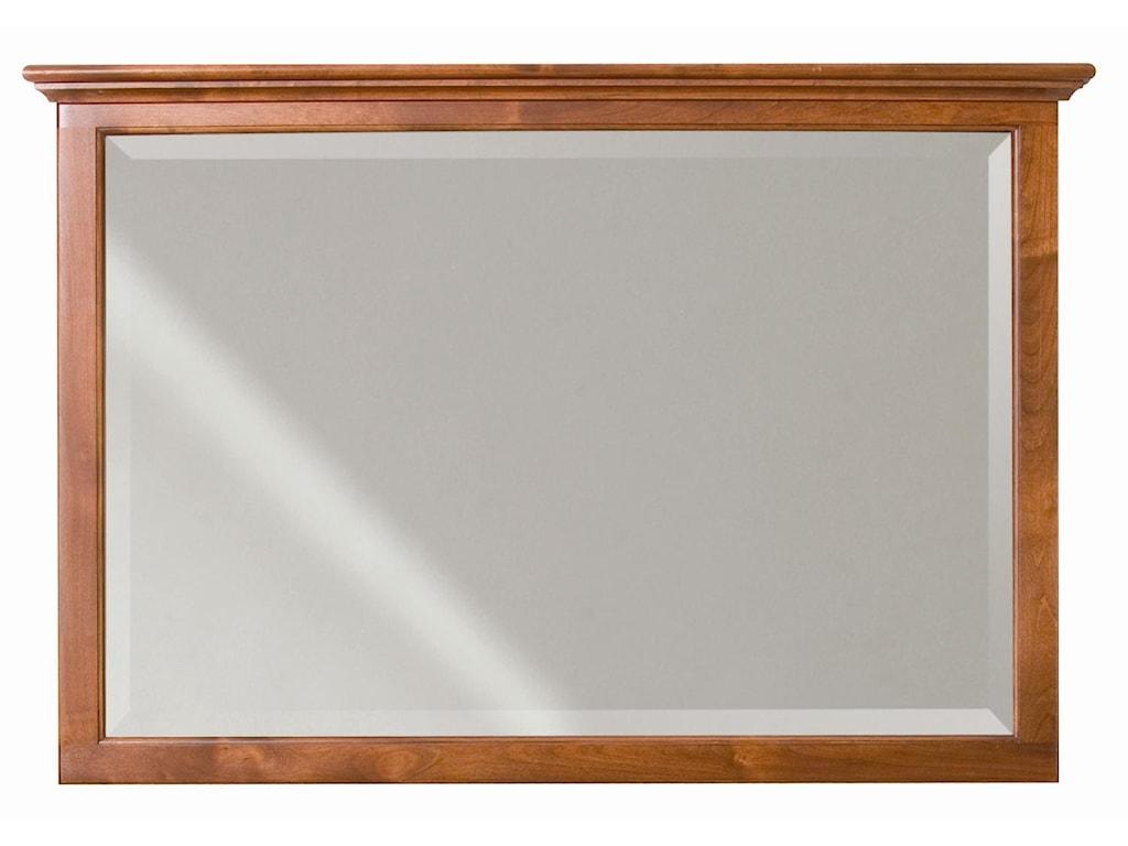 Whittier Wood McKenzieBeveled Mirror