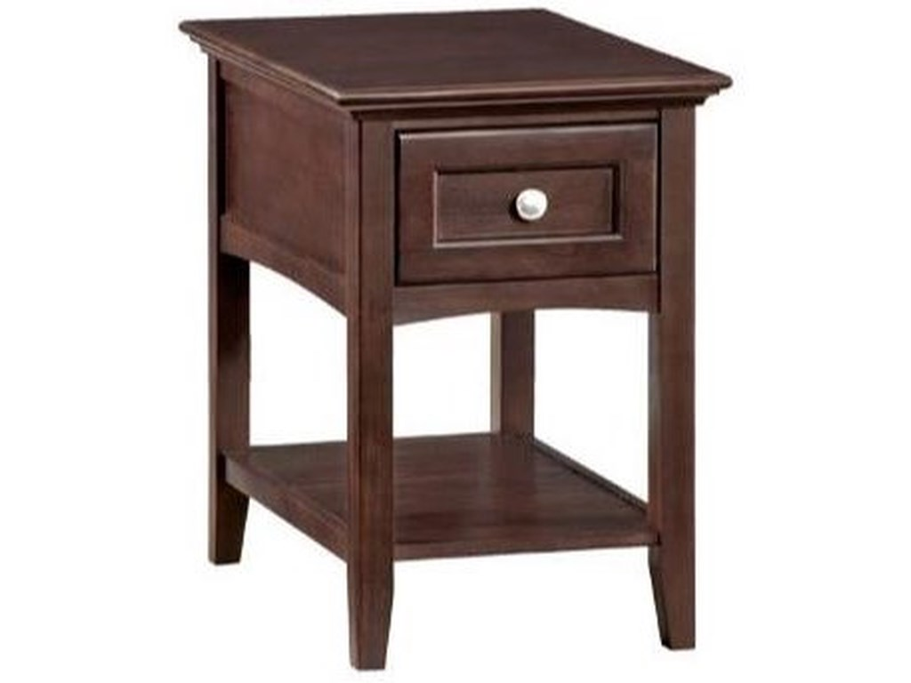 Whittier Wood McKenzieChair Side Table