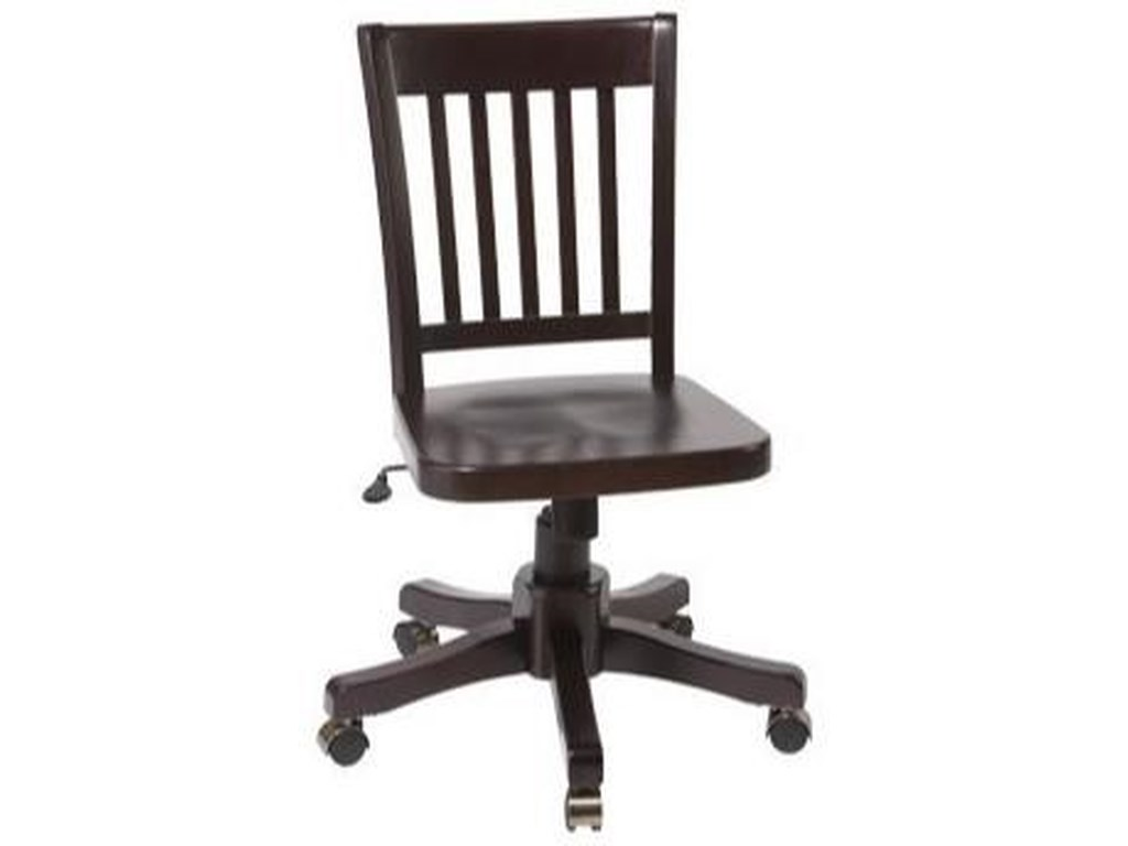 Whittier Wood McKenzieOffice Chair