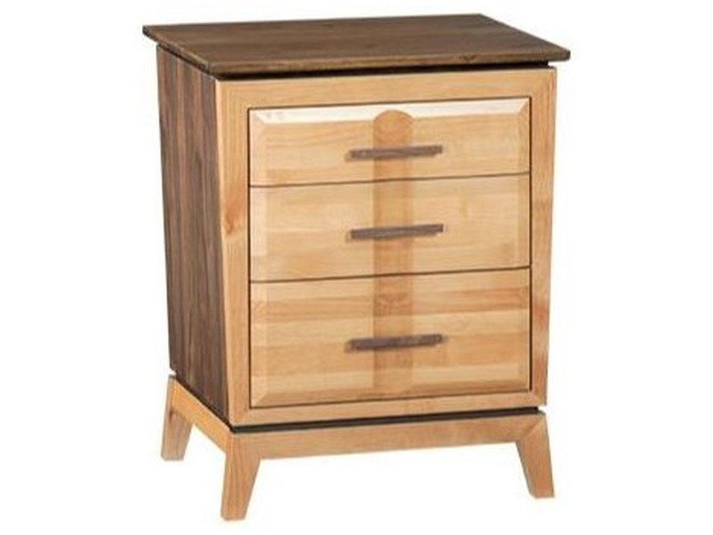 Whittier Wood AddisonNightstand
