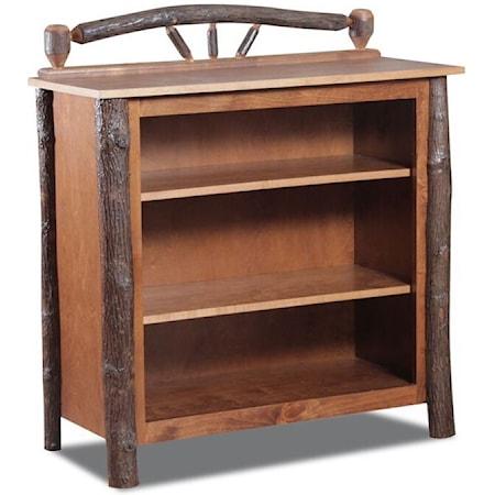 Hickory Small Bookcase