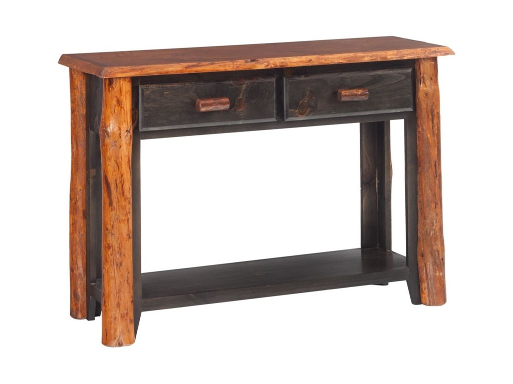 Wildwoods Legacy OccasionalSofa Table