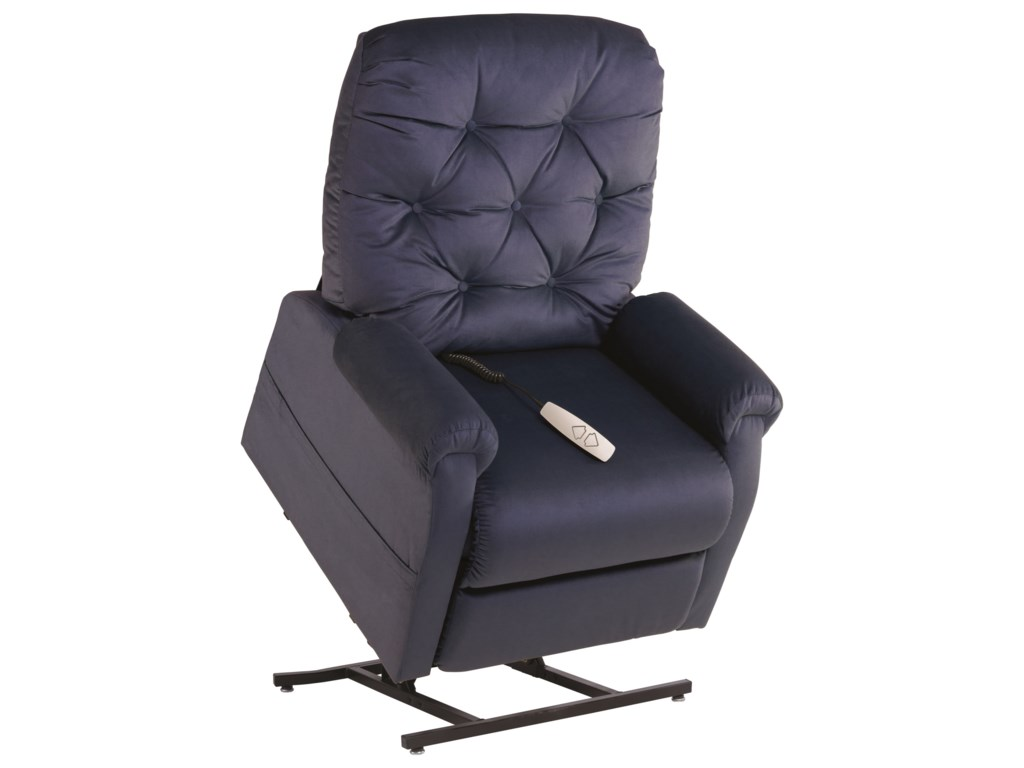 Ultimate Power Recliner Lift Chairs3-Position Reclining Chaise Lounger