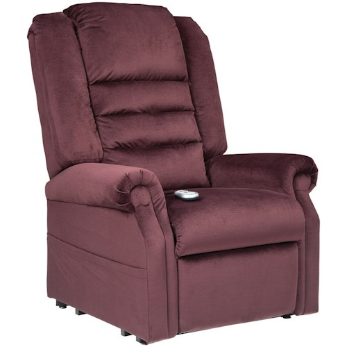 Windermere Motion Lift Chairs Zenith Lift Recliner with Power Headrest