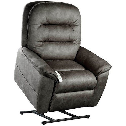 Windermere Motion Lift Chairs 3-Position Chaise Lounger with USB Hand Wand