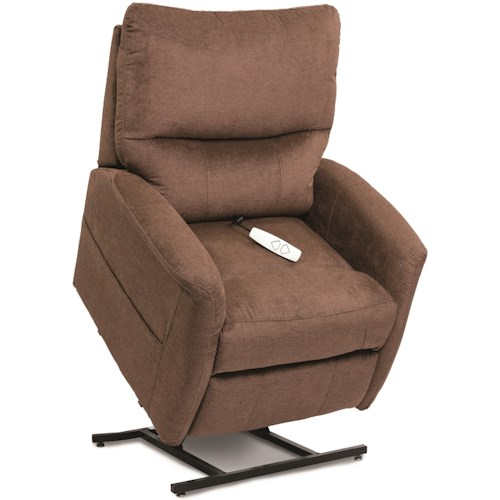 Windermere Motion Lift Chairs Three Position All Electric Lift Recliner