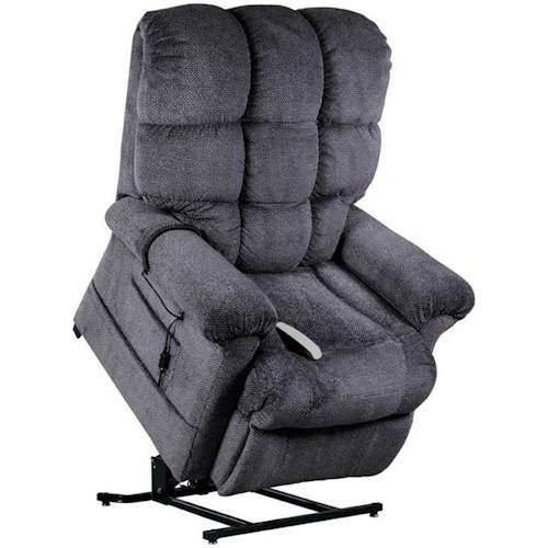Windermere Motion Lift Chairs Venus Zero-Gravity Power Chaise Lounger