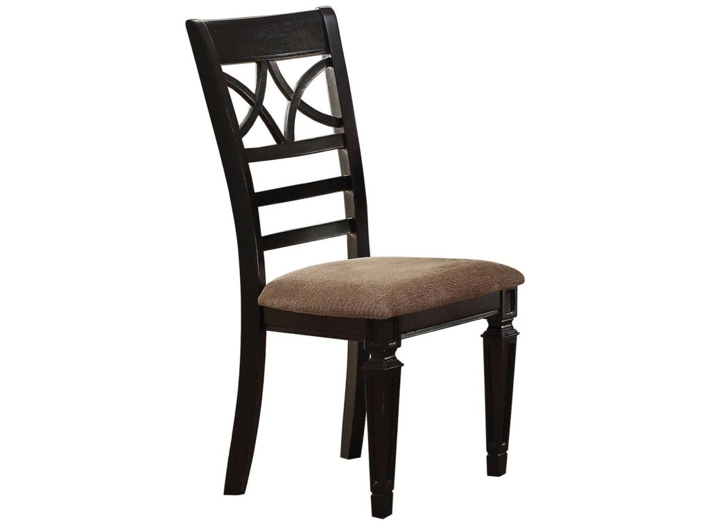 Winners Only ArlingtonX Back Side Chair