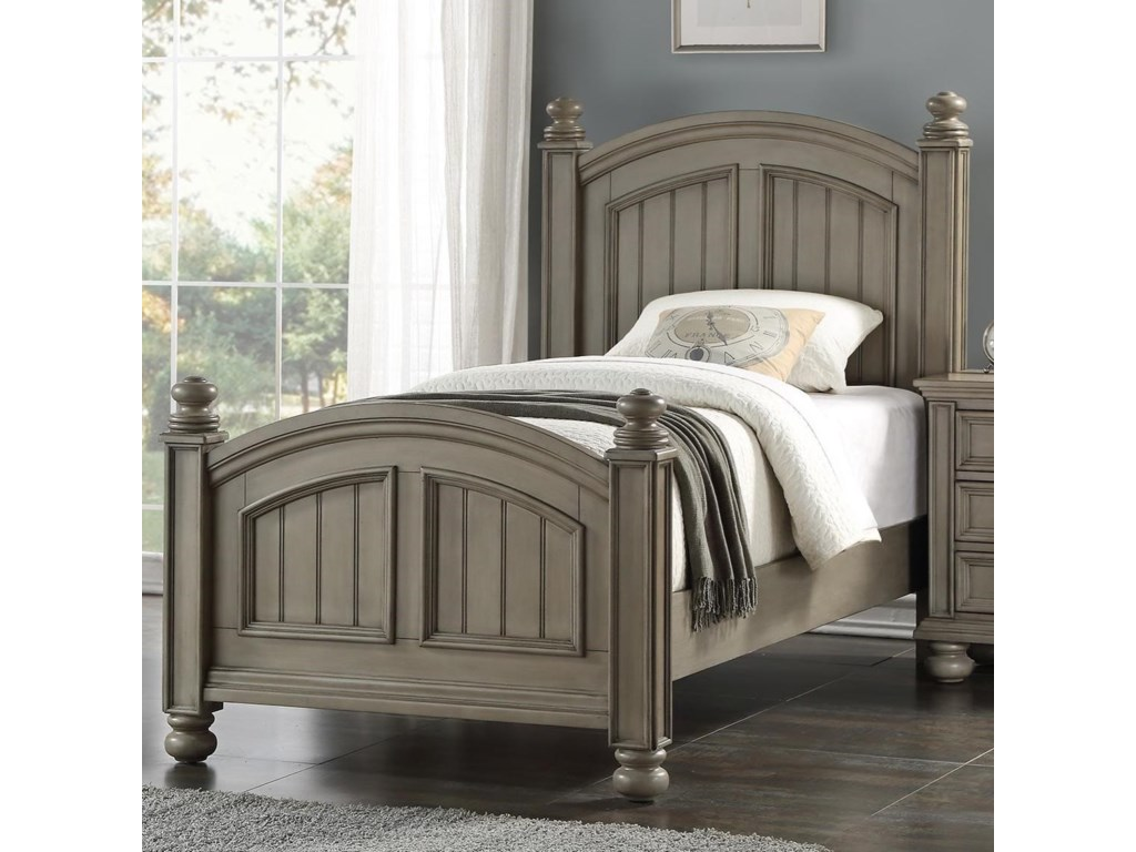 Winners Only BarnwellFull Panel bed