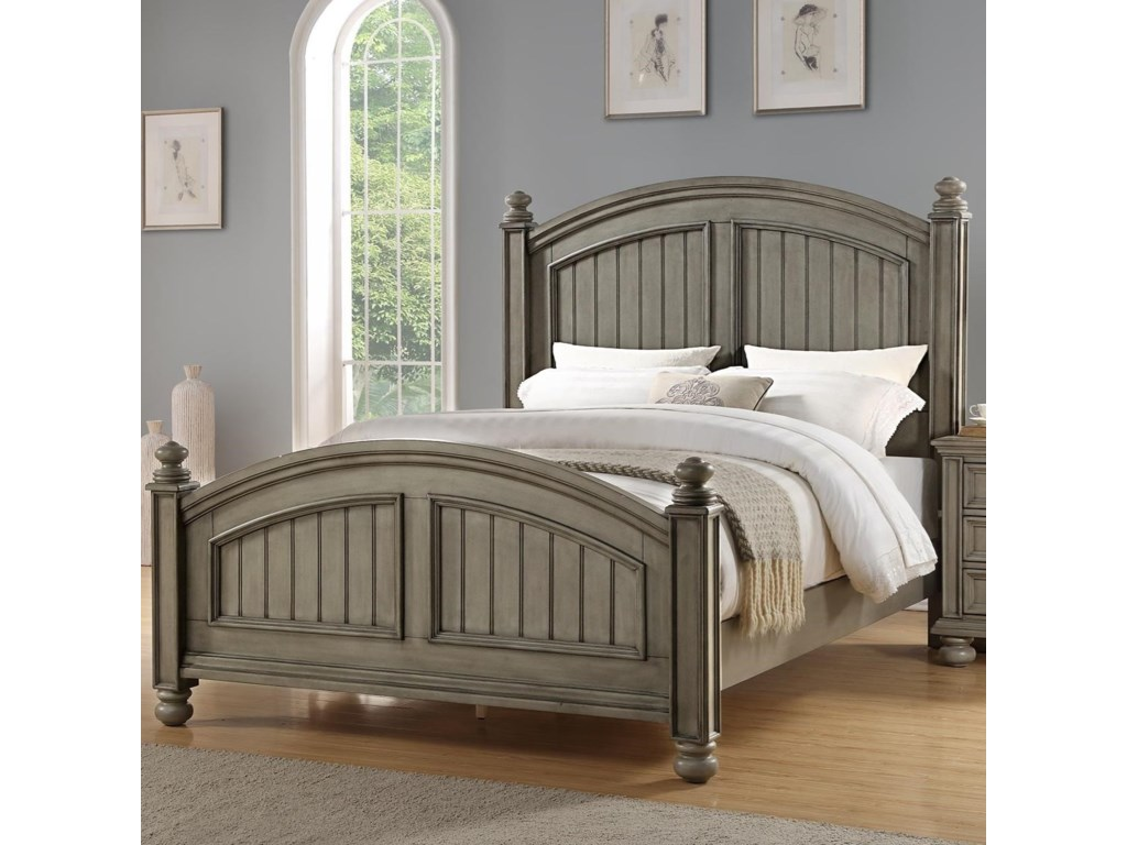 Winners Only BarnwellKing Panel Bed