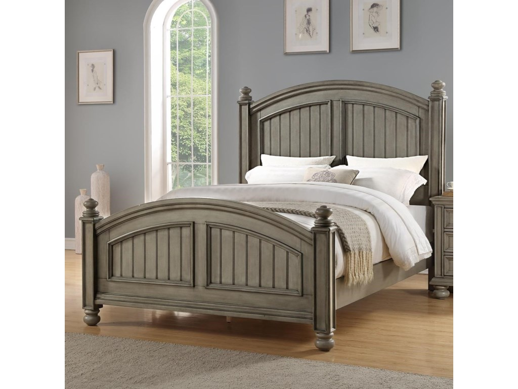 Winners Only BarnwellQueen Panel Bed