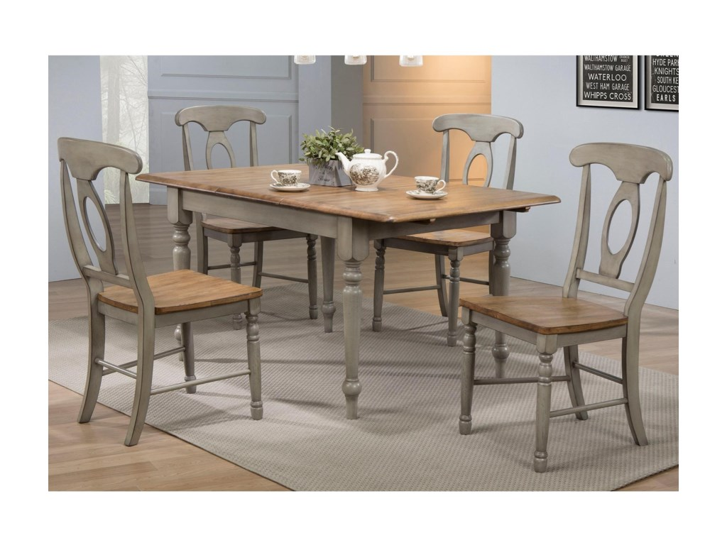 Winners Only Barnwell 5-Piece Dining Set  3bdc27c232b8
